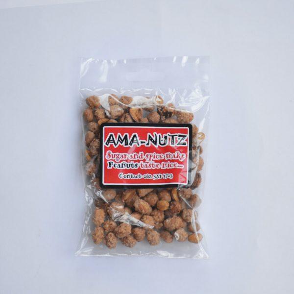 Squirrels Bavarian Nuts - peanuts