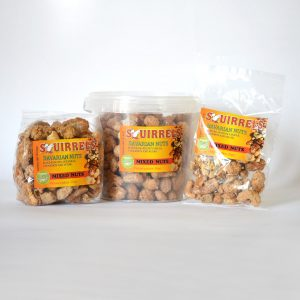 Squirrels Bavarian Nuts - mixed nuts