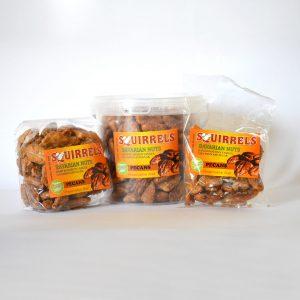 Squirrels Bavarian Nuts - pecans