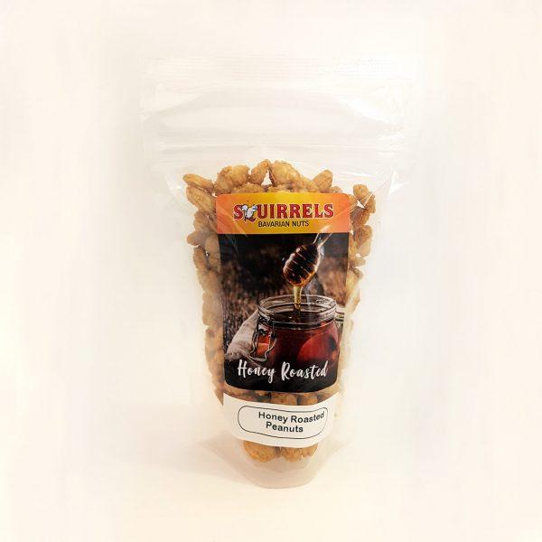 Squirrels Bavarian Nuts - honey roasted peanuts