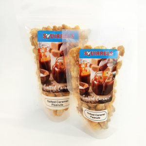 Squirrels Bavarian Nuts - salted caramel peanuts
